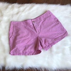 Columbia PFG Women's Omni Shade Shorts Pink